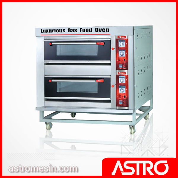 Gas Deck Oven Astro